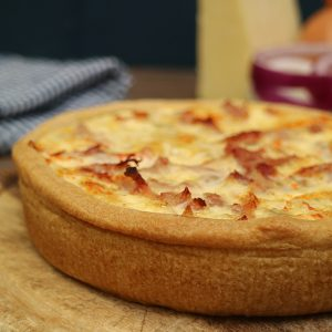 Cheese Bacon & Onion