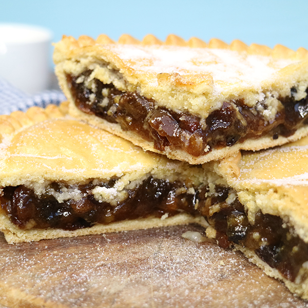 how to make sweet pastry mince pies