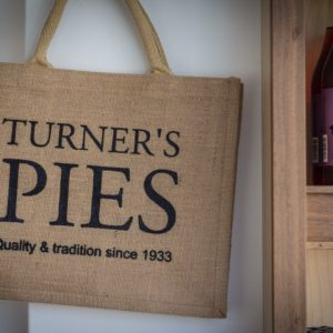 Turner's Pies Bag