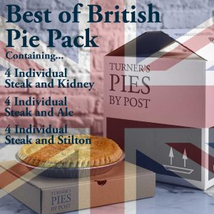 Best of British Pie Pack